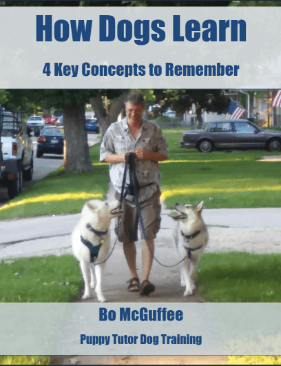 How Dogs Learn - Bo McGuffee - Puppy Tutor Dog Training