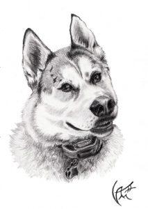 Portrait of Lugh
